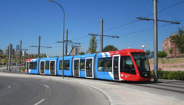 How To Get Around In Madrid