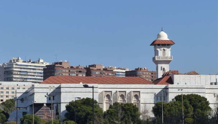 Islamic Cultural Centre in Madrid