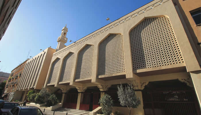 Madrid Central Mosque