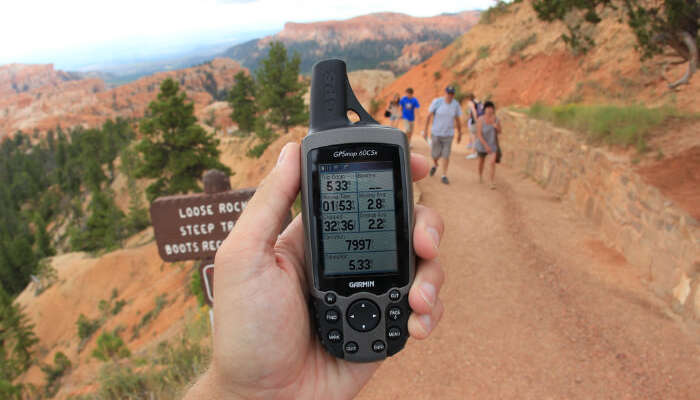 Make Sure You Carry Navigation Devices