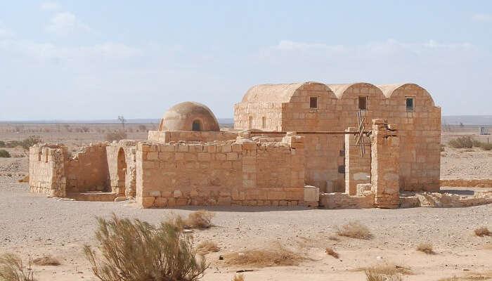Qasr Amra