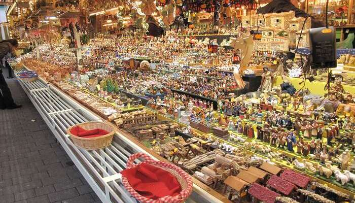 oldest and the most visited Christmas markets