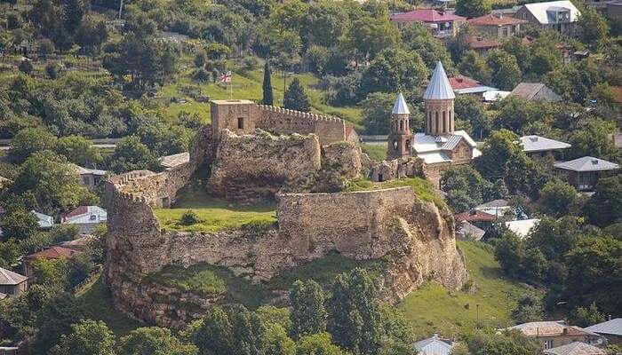 historical citadel