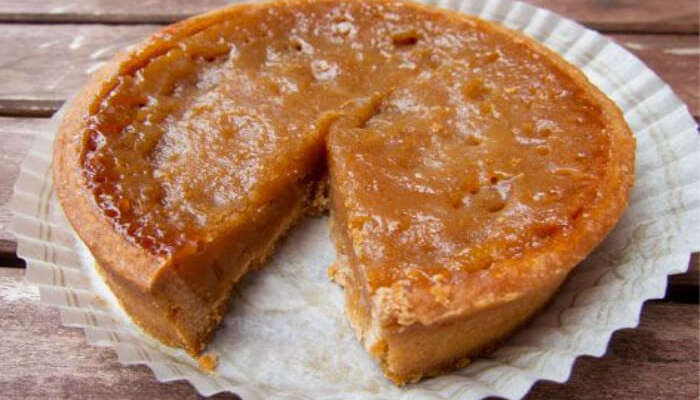 Tarte Au Sucre (Sugar Pie)