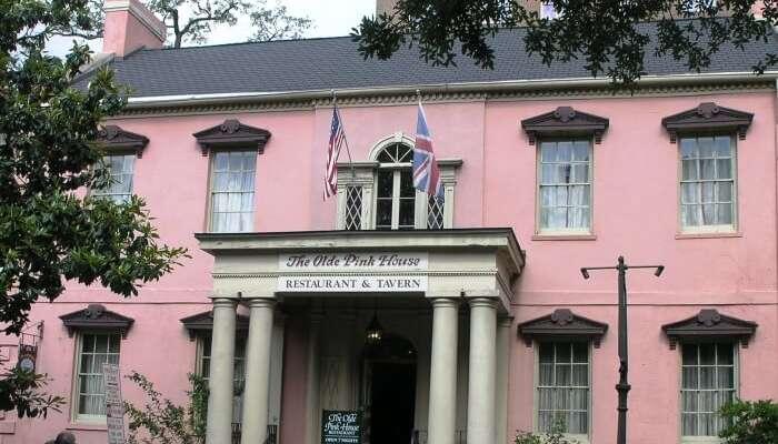 The-Olde-Pink-House-Savannah