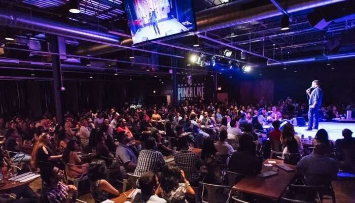 The Punchline Comedy Club