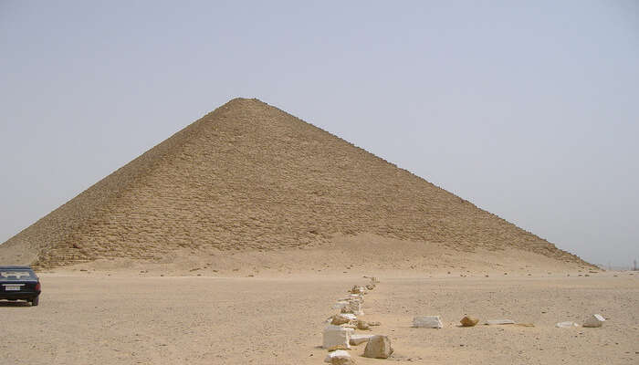 third largest Pyramid of Egypt