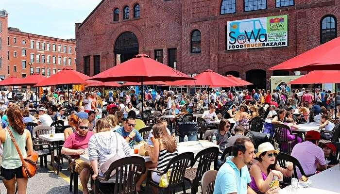 Visit The Sowa Market