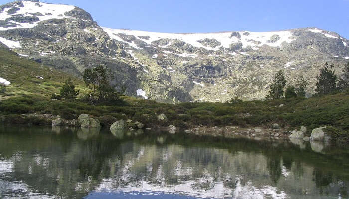 Weather in Sierra De Guadarrama National Park