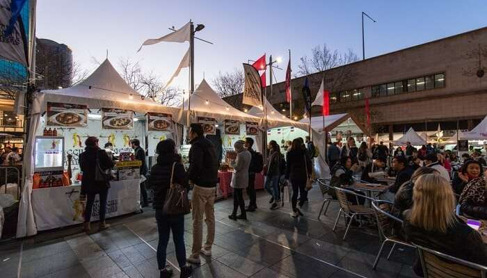 Crave Sydney International Food Festival