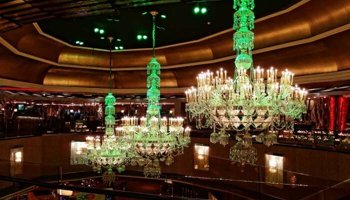 Dining and restaurants in Treasury casino Brisbane