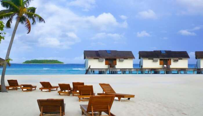 The Reethi Beach Resort In The Maldives