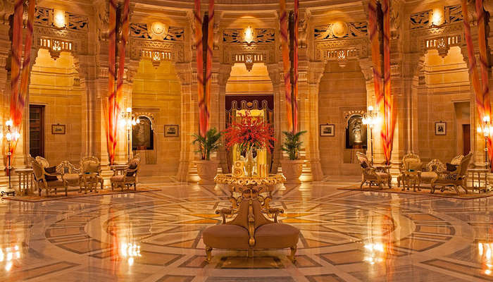 Umaid Bhawan Palace, Jodhpur: An Iconic Setting For Your Special Day