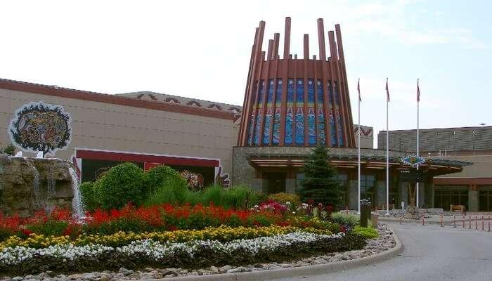 Casino Rama Resort, Ontario