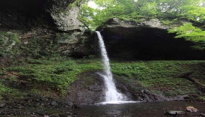 Dehena-Falls
