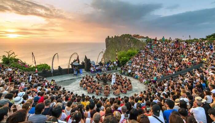 Experience Kecak-Ramayana Monkey Chant