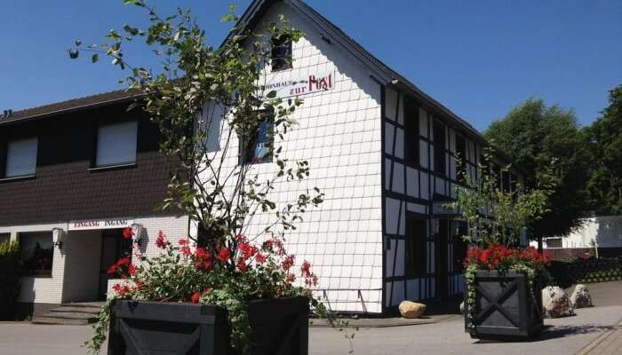 Holiday home Monschau North Rhine