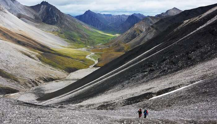 How To Reach Gates Of The Arctic National Park