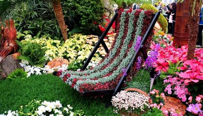 Royal Gardens Of Russia Festival