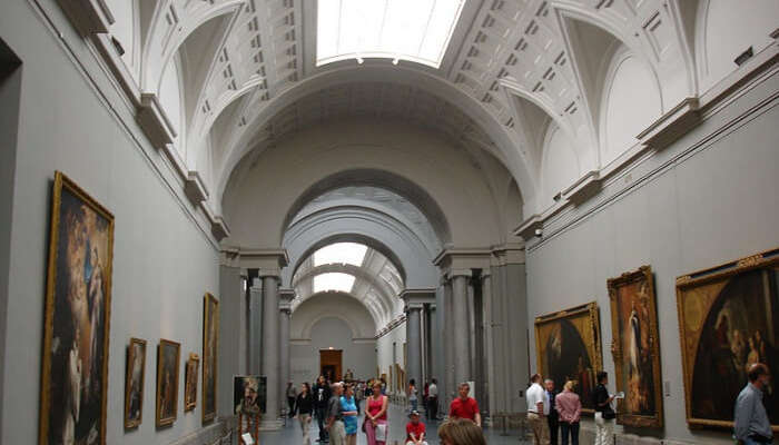 Take a look at the Museums