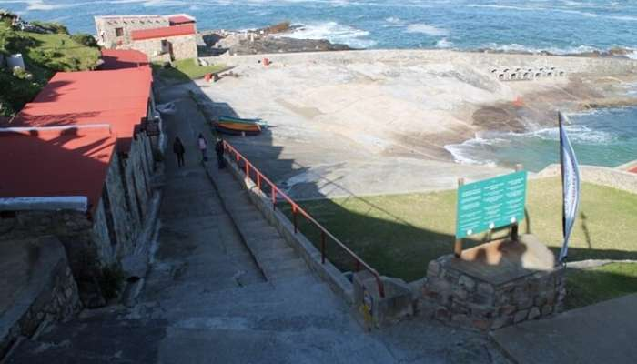 The Old Harbor in Hermanus