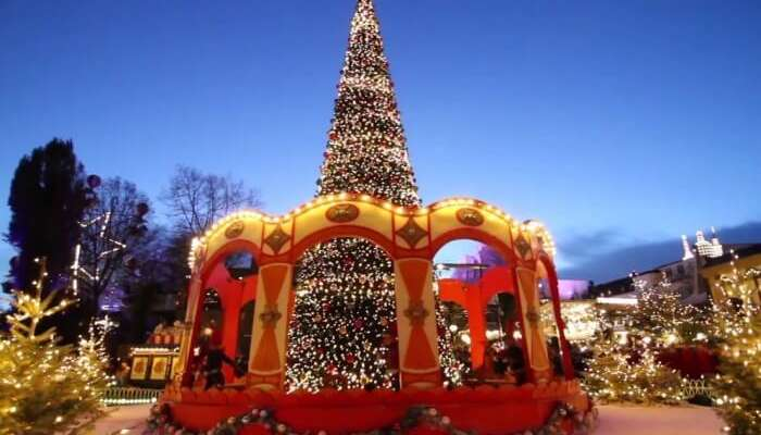 Places Open On Christmas Day 2021 Christmas In Denmark Tourist Attractions And Things To Do For Christmas Celebration