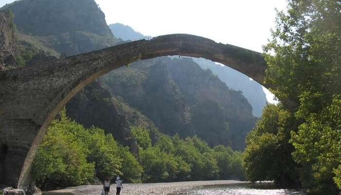 Vikos Aoos National Park