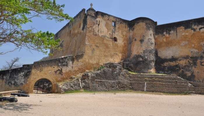About Fort Jesus Museum