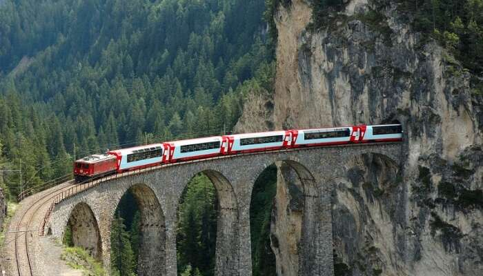 About Glacier Express