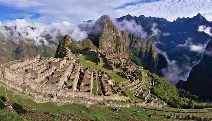 About Huayna Picchu