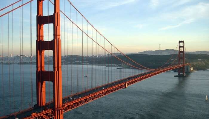 About The Golden Gate Bridge