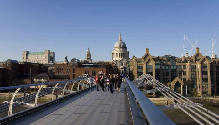 About The London Bridge
