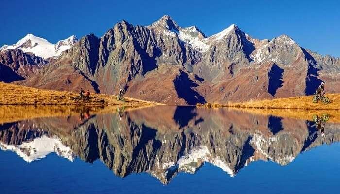 Alpine East