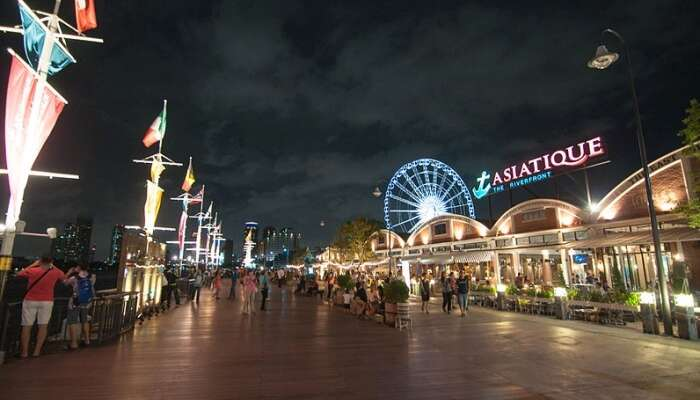 Asiatique Ferris Wheel