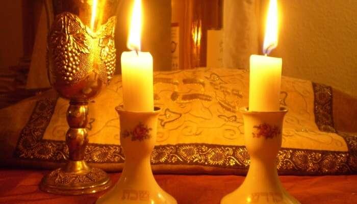 Soyez prêt pour les heures de Shabbat