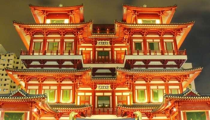Chua Chu Kang Combined Temple