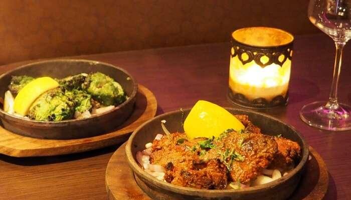 DHABA Indisches Restaurant