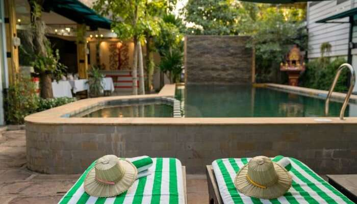 Damnak Villa retreat