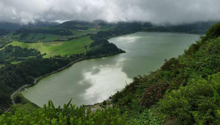 Furnas Lake