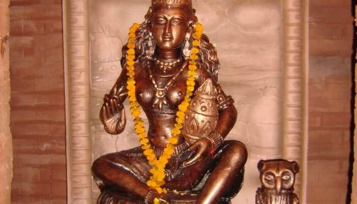 Naldeshwar shrine