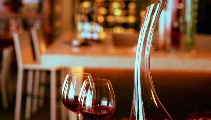 Have a date night at the ENO Wine Bar