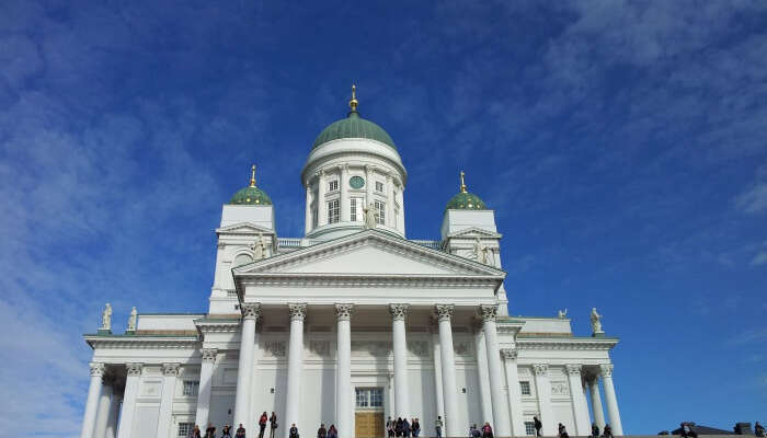 Helsinki Churches