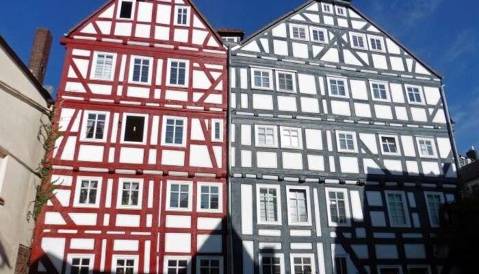 Marburg Hofstatt