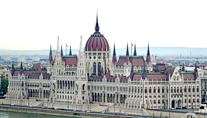 Hungarian Parliamentary Buildings