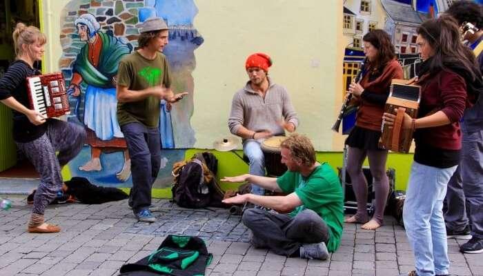 International Street Artists Festival (Switzerland)