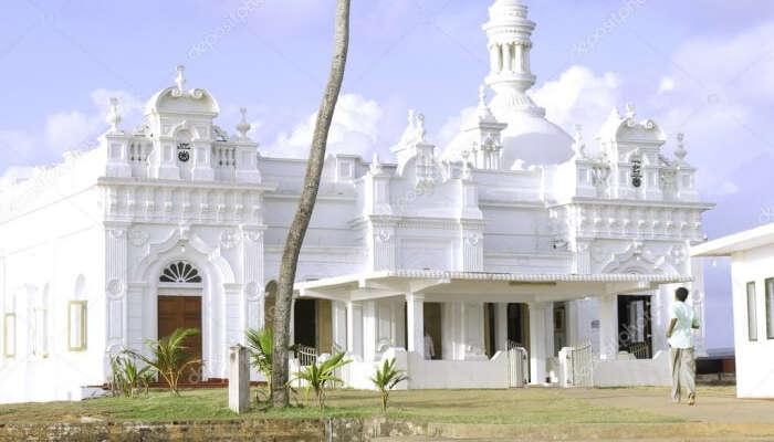 Kechimalai Temple