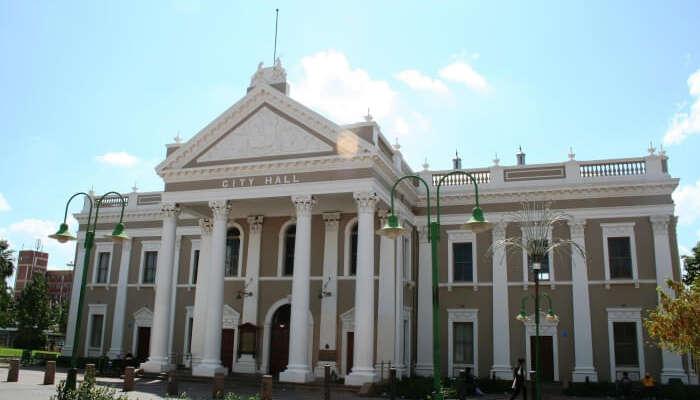 Kimberley Town Hall