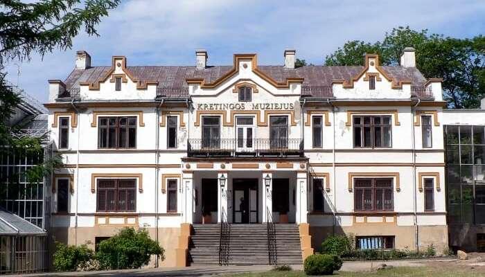 Kretinga Museum