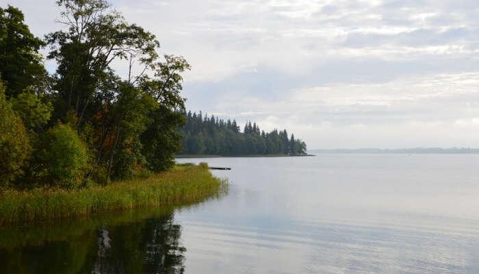 Lake Aluksne