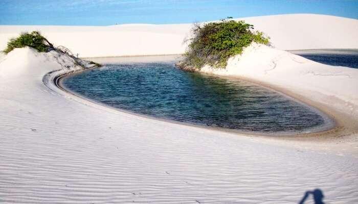 Lençois Maranhenses National Park Trek